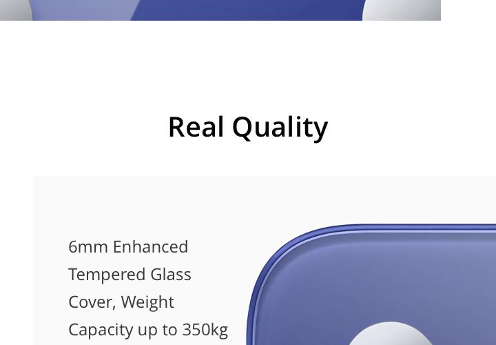 Waga Realme Smart Scale White